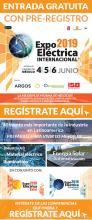 Pre-registro Expo Eléctrica Internacional 2019