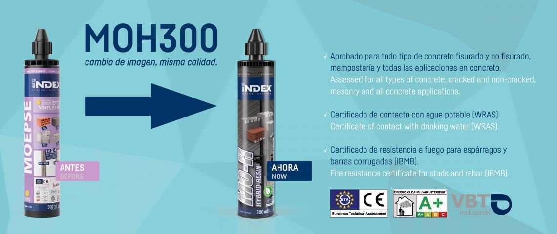 New MOH300