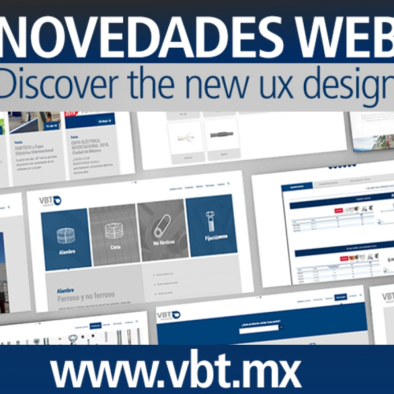 vbt new website