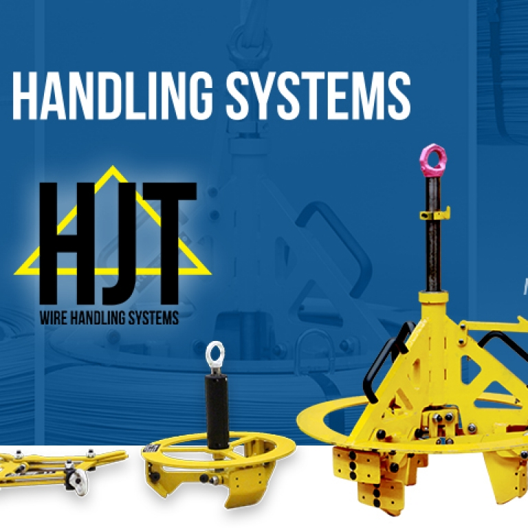 HJT wire handling systems by VBT