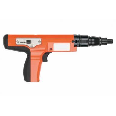 Fijación Fijación directa FP-GUN Pistola semiautomática para fijación a pólvora. Para clavos de 08mm. Potencia regulable.