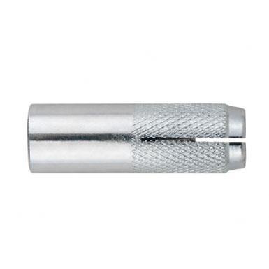 Fijación Anclajes metálicos HE-NL Taquete rosca interior zincado.