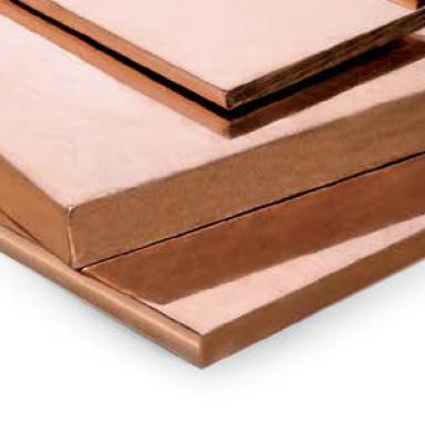Solera de cobre aleado
